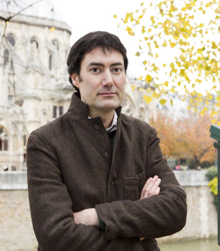 Alexis Ragougneau gros plan (c) Antoine Rozès
