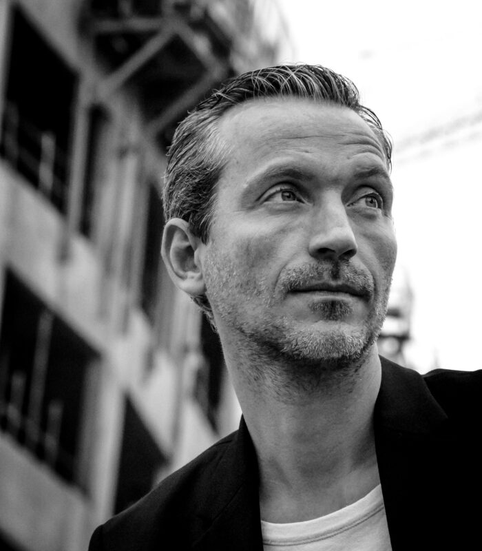 Olivier Norek - (c) Bruno Chabert