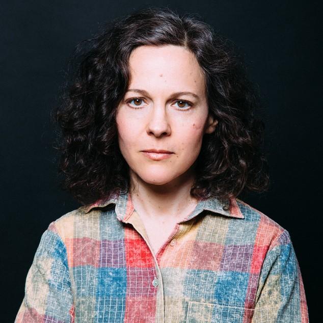 Sandra Newman - preferred image - credit George Baier